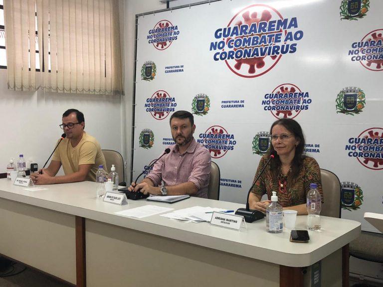 Centro Dedicado ao Atendimento de Coronavírus vai atender moradores