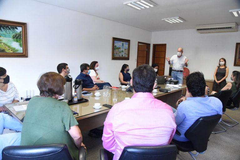 Guararema apresenta planejamento para a vacinação contra a Covid-19