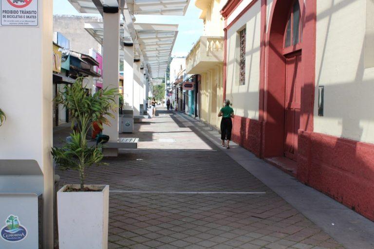 Guararema autoriza delivery e take away para atividades não essenciais