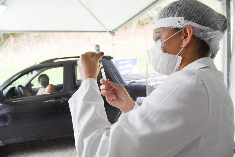 Saúde promove Dia D da Vacinação Contra a Covid-19 em Guararema