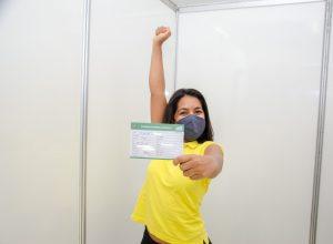 Guararema libera cadastro para vacinação contra Covid-19 para pessoas de 28 e 29 anos